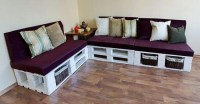 Pallet Furniture Living Room