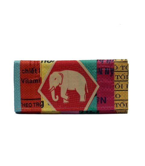 _0004_Recycled Patch Ladies Long Wallet Stripe Raw (1)