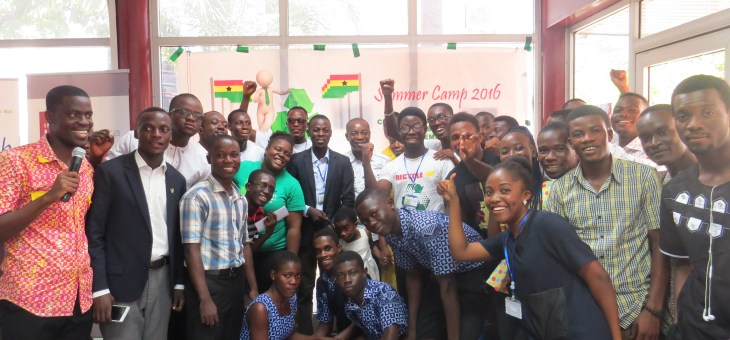 Recycle Up! Ghana 2016 Launched