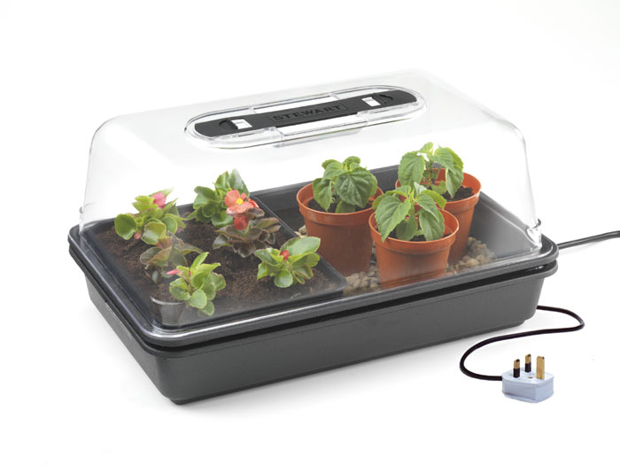 The essential heated propagator - 38cm