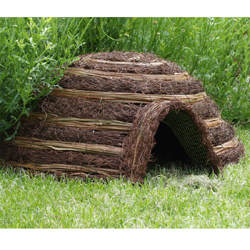 Wildlife World Hedgehog Igloo House Habitat Shelter