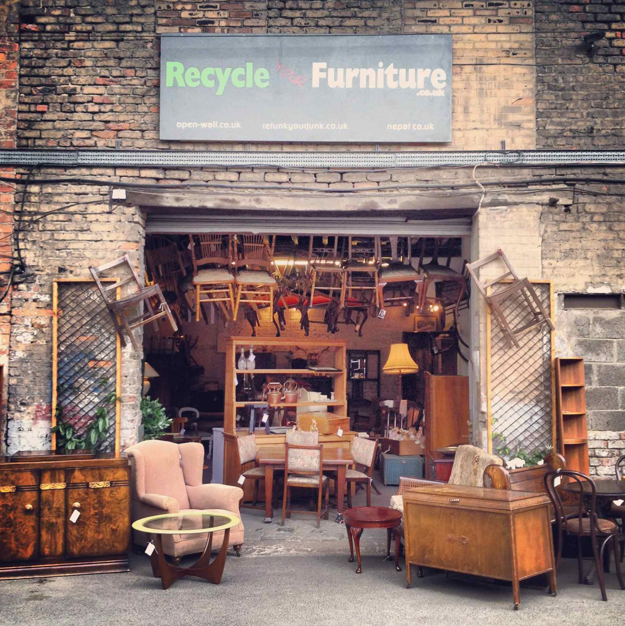 recycle your furniture used furniture