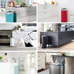 Kitchen Trash Highest Rated Faucets Cans And Recycling Bins What To Look For Decorative