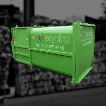 Portable Garbage Compactor - Year of Clean Water on