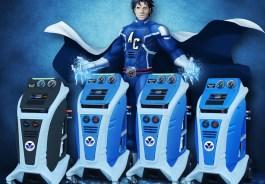 Mastercool Arctic Commander Series