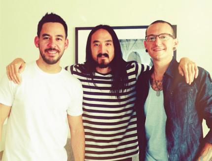 Steve Aoki Linkin Park