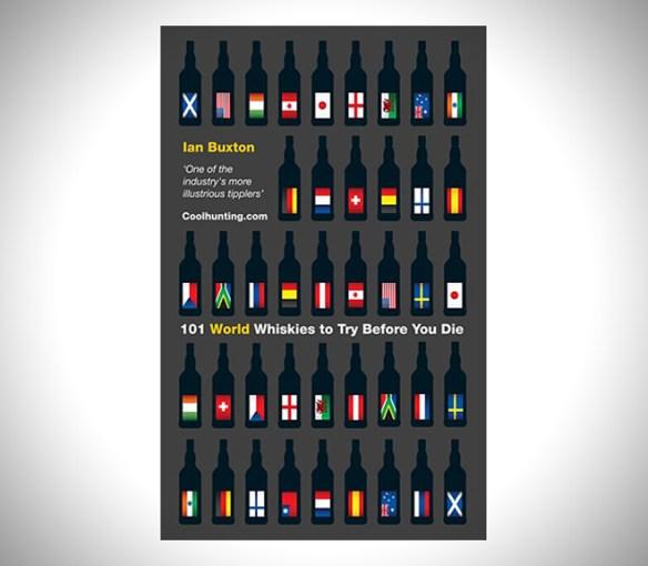 Книга «101 сорт виски, который нужно попробовать прежде чем умереть»