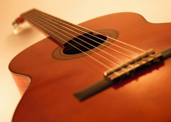 Классическая гитара де Торреса