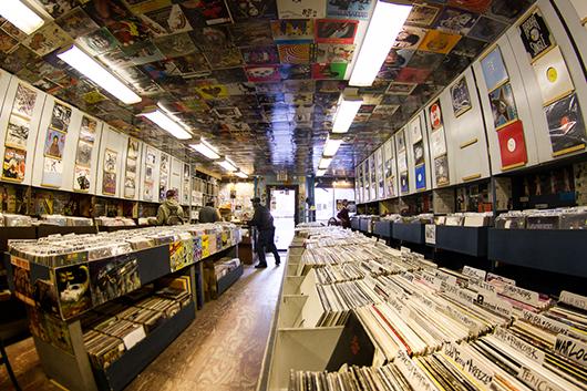 Лучшие музыкальные магазины мира