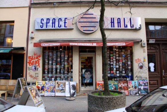 Spacehall 1
