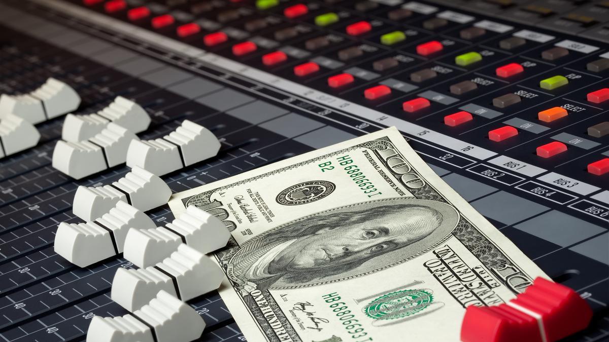 Продажа музыки: Сколько можно заработать на аудиостоках