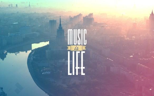 использование музыки