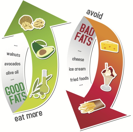 The Essential Fats or Essential Fatty Acids, are fats you must have in your diet for good health; often termed