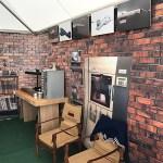 KWSP Exhibition Design Goodwood Stand