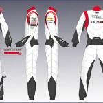Race Suit Design Motorsport