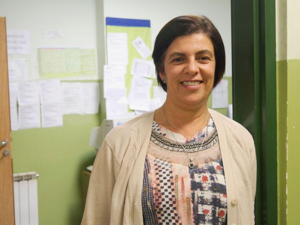 Sandra Caccavo, jefa del servicio de salud mental de El Bolsón.
