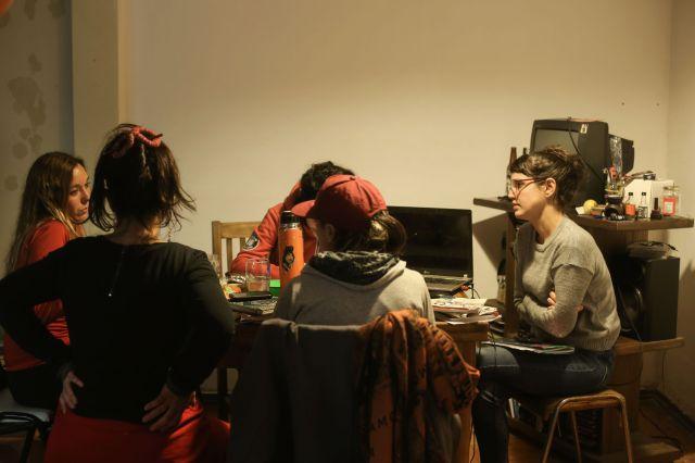 La Red busca generar espacios saludables para las chicas del barrio. | Rodrigo Mendoza