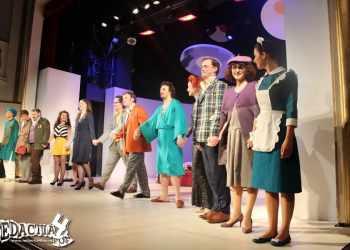 Fazanul la teatrul Nottara, teatrul de bulevard - Foto si video