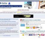 Vigilance web: Fiche Ransomware FCCU