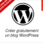 Créer gratuitement un blog WordPress - Editoile