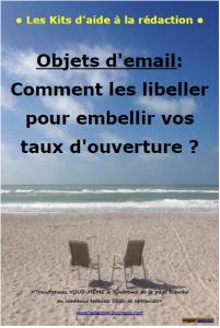 Objet-d-email: kits aide rédaction