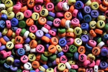 alphabet - bosela