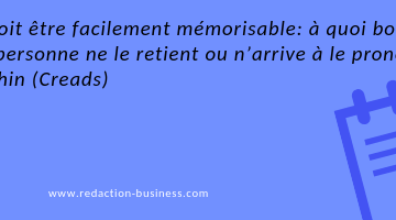 reference connue nom entreprise citation Julien Mechin