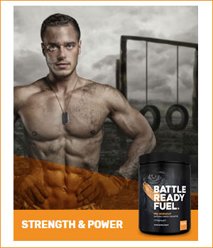 Battle ready fuel power supplements