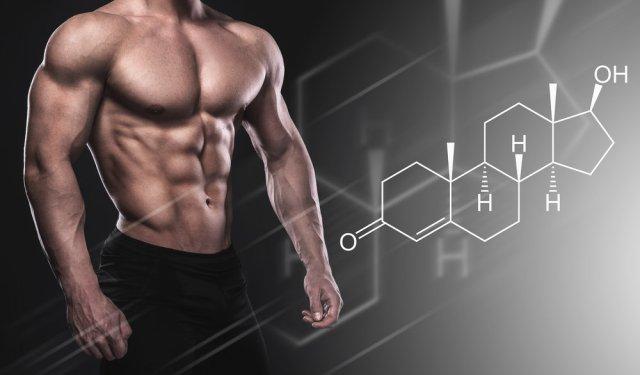 Testosterone booster formula