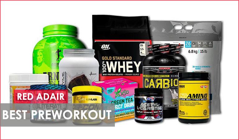 best preworkout supplements