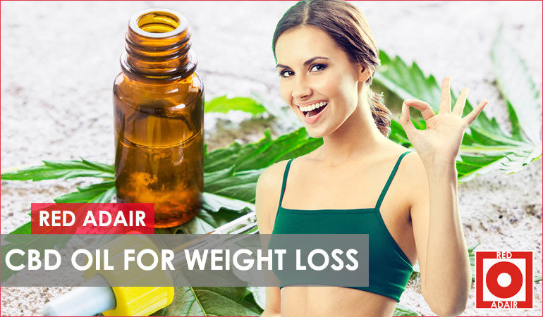 CBD Oil benefits for weight loss