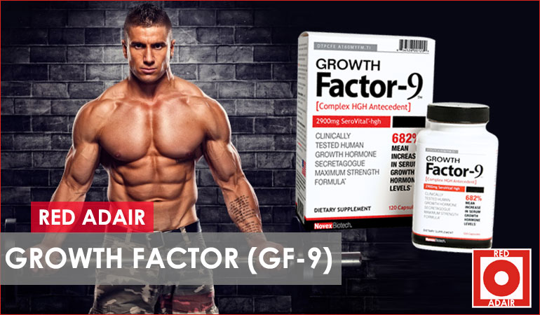 Growth Factor GF-9 reviews