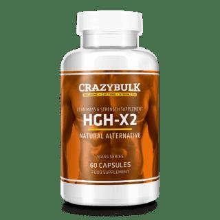 Crazy Bulk HGH X2 Reviews