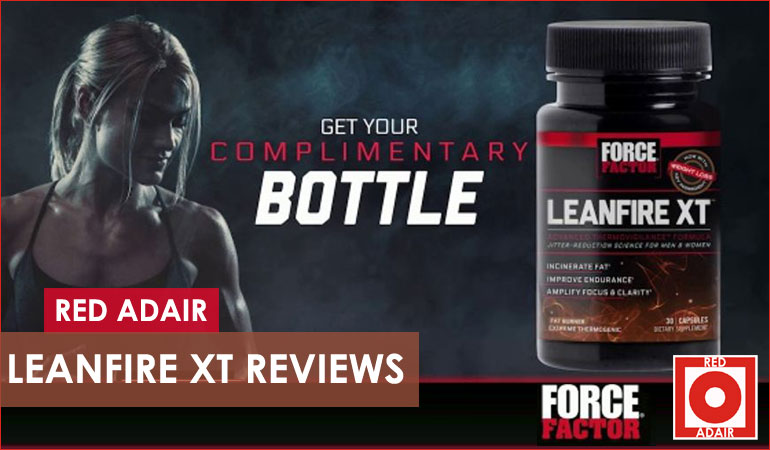 Leanfire XT fat burner