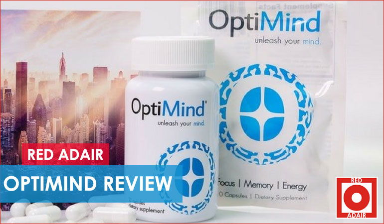 Optimind brain supplements