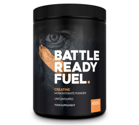 Battle Ready Fuel Creatine Powder