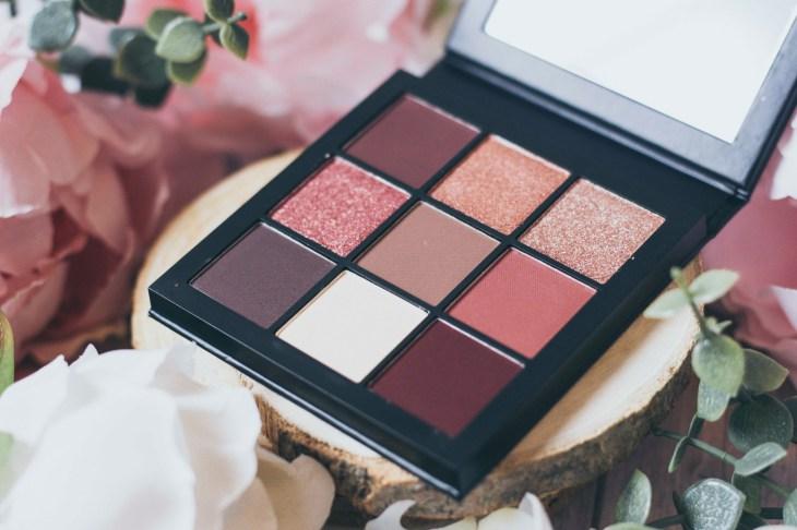Huda Beauty Mauve Obessions palette