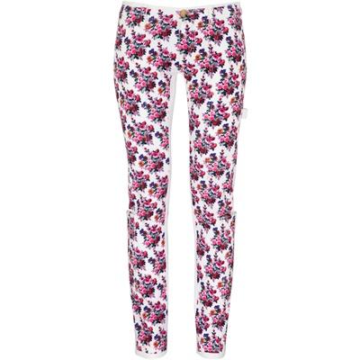 D&G skinny jeans a fiori