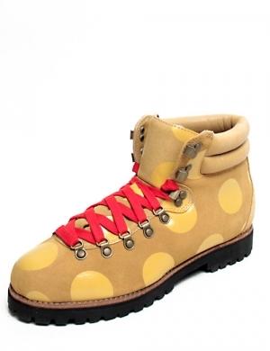 Adidas Jeremy Scott scarponcini a pois