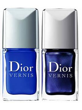 Dior Blue Denim e Tuxedo smalti