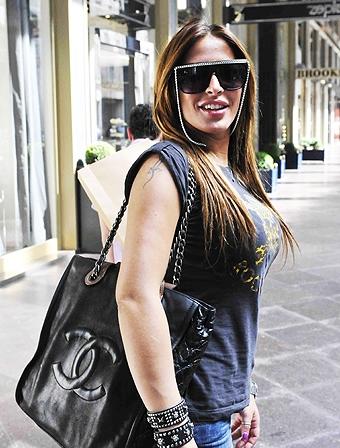 Guendalina Tavassi + Chanel