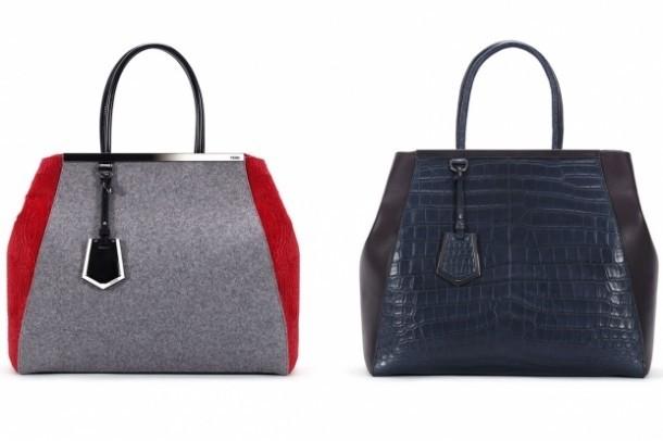 Le nuove borse Fendi per l'A/I 2012
