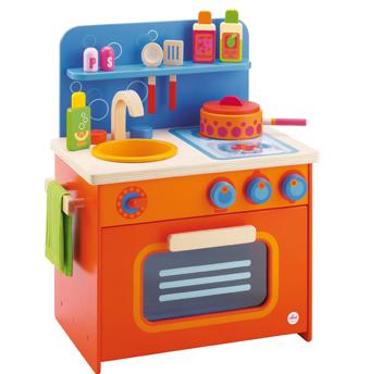 Cucina giocattolo Sevi Toys