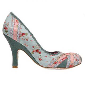 Irregular Choice scarpe a fiorellini