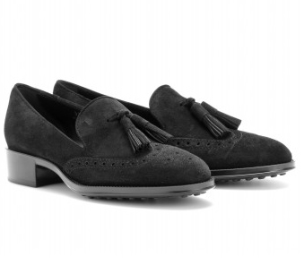 Tod's mocassini con nappine