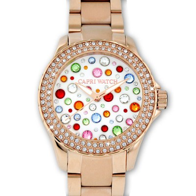 Capri Watch con Swarovski