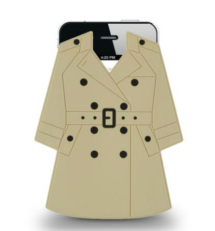 Moschino Cover Iphone Trench