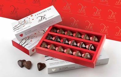 Cioccolati i Cuori di T'a