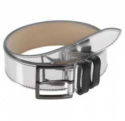Stefanel cintura metallizzata