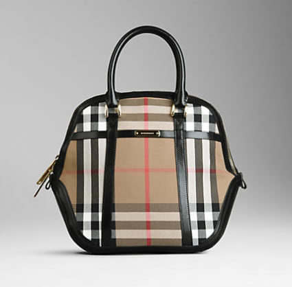 Burberry Orchard Check